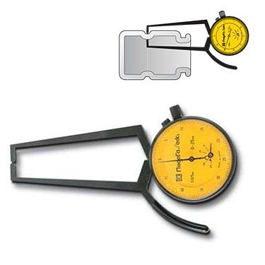 Đồng hồ đo độ dày thành ống Niigata
