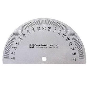 Thước đo góc 0-180 độ PRT192-120S Niigata