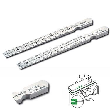 Thước đo khe hở kiểu nêm TPG-270